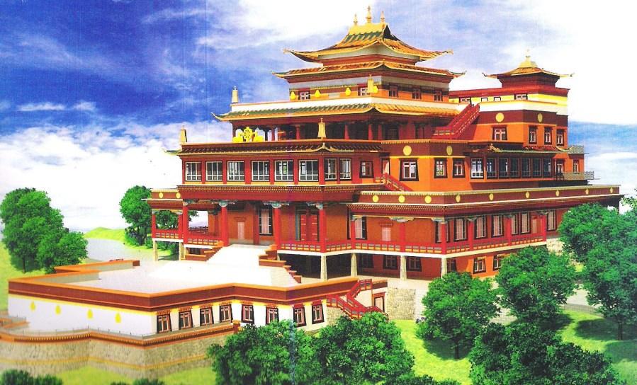 Monastery alternate